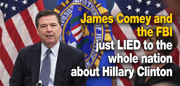 FBI Director Comey should have been Gone on Trump's 1st day Since it was Evident the COVER-UP behind FBI-Clinton Case…