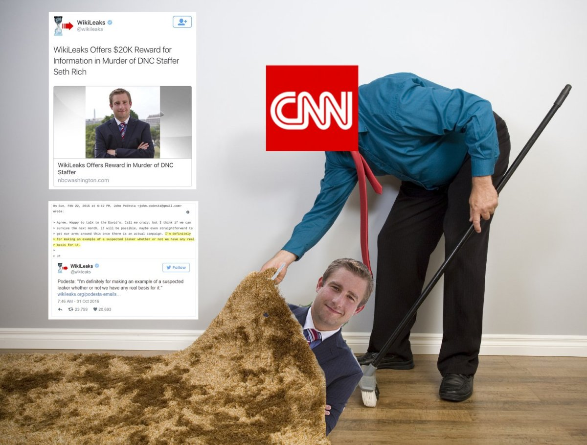 CNN STILL HIDDING ALL WRONG DOING FROM D LEFT IN THIS COUNTRY AND CRIMES COMMITTED BY DNC GUYS LIKE HILLARY, PODESTA, DEBBIE WASSERMAN. SO WHY IS DEBBIE AND MCCABE STILL WORKING? WHAT A ABOUT HUGE CRIME COVER-UP OF SETHDEATH?